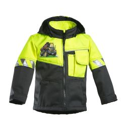 Kids work jacket with Buffalo Bill print 1092