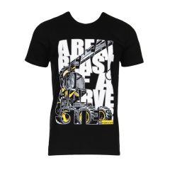 Schwarzes Skorpion-T-Shirt