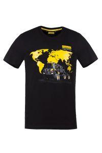 "T-Shirt ""Weltkarte"""