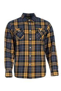 Herr flannel skjorta