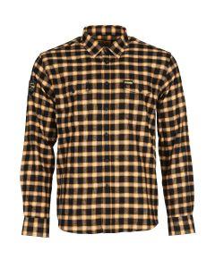 Anniversary flannel shirt