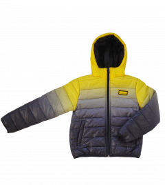 Kid's padded jacket